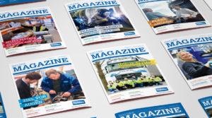 Das Haldex Magazin